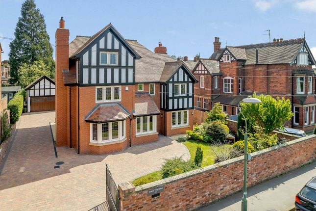 5 bed detached house for sale in Underdale Road, Shrewsbury SY2