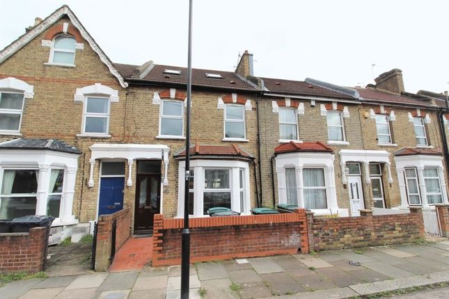 Thumbnail Terraced house for sale in Cheshire Road, Bowes Park