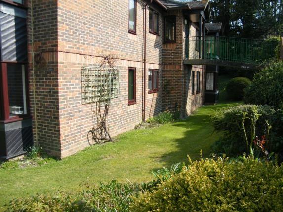 Outside of Roseneath Court, Greenwood Gardens, Caterham, Surrey CR3