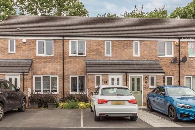2 bed terraced house for sale in Edmundsbury Road, Duffryn, Newport NP10