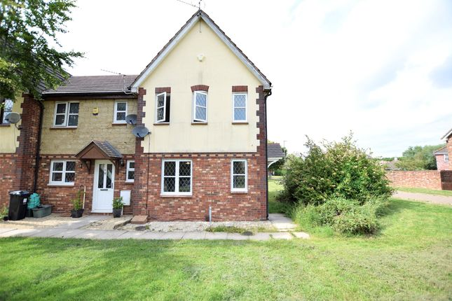 Thumbnail End terrace house to rent in Patch Court, Emersons Green, Bristol