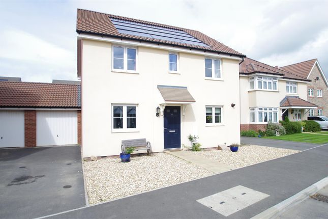 4 bed detached house for sale in Meadowland Road, Chivenor, Barnstaple EX31