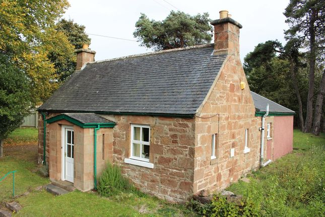 Thumbnail Bungalow to rent in West Lodge Achareidh, Inverness Road, Nairn