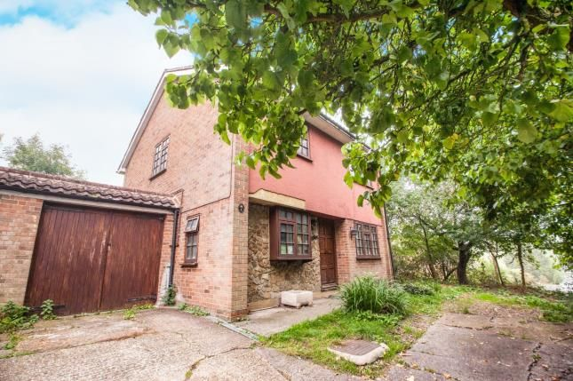 Thumbnail Link-detached house for sale in Canterbury Hill, Tyler Hill, Canterbury