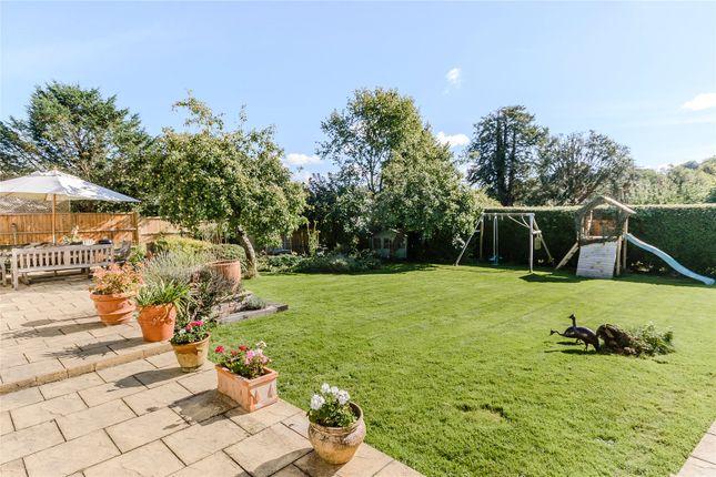 Garden of St. Martins Row, Church Street, Upton Grey, Basingstoke RG25