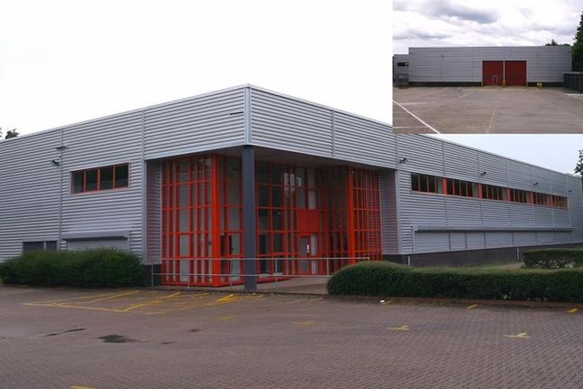 Thumbnail Warehouse to let in Unit 1 Alban Park Alban Park, St Albans, Hertfordshire