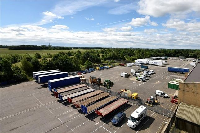 Thumbnail Land to let in Open Storage Land, Business Park, Selby