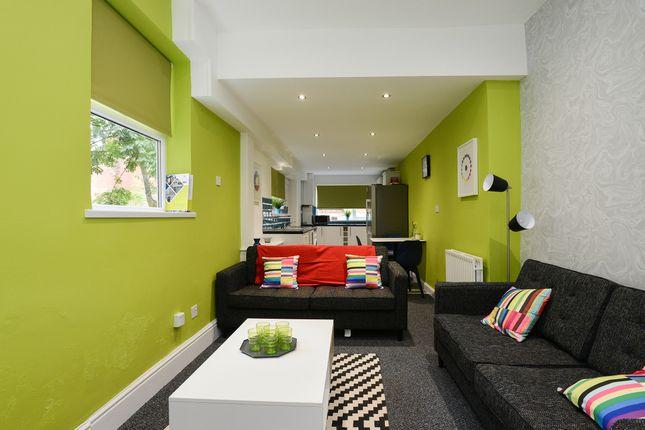 Thumbnail Terraced house to rent in Arthur Street, Nottingham