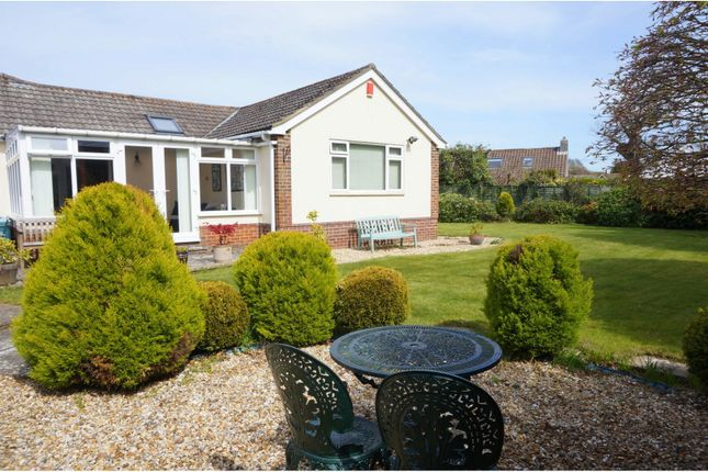 Detached bungalow for sale in Greenfield Gardens, New Milton