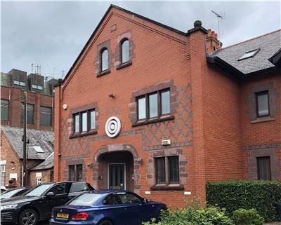 Office to let in 3 & 4, St. Johns Court, Vicars Lane, Chester, Cheshire