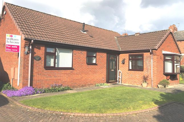 Thumbnail Detached bungalow for sale in Sunderland Street, Tickhill, Doncaster