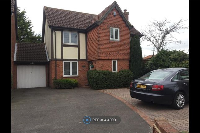 Thumbnail Detached house to rent in Cavendish Way, Laindon