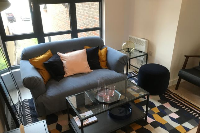 Thumbnail Flat for sale in Cardinal Lofts, Foundry Lane, Ipswich
