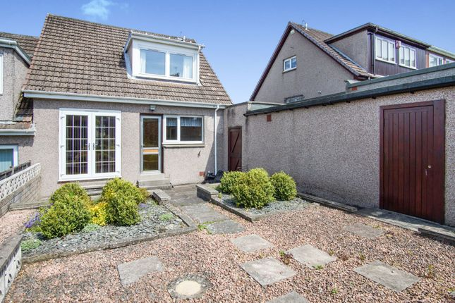 Rear View of Sutherland Crescent, Dundee DD2