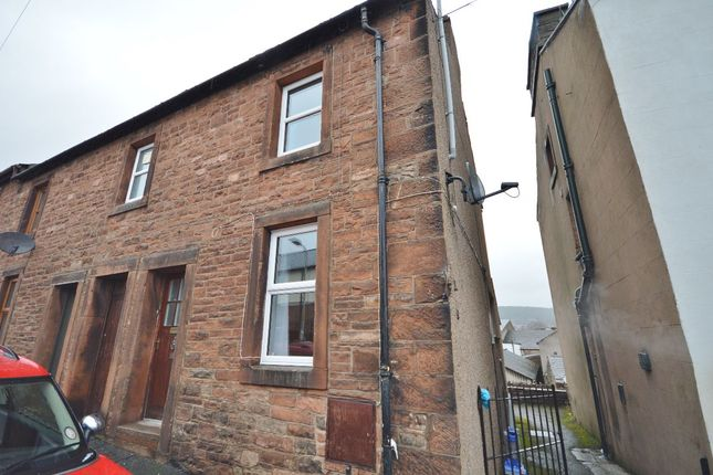 Thumbnail End terrace house to rent in West Lane, Penrith