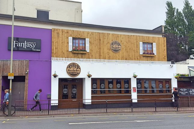 Thumbnail Pub/bar to let in First And Second Floors, 12-14 Bath Road, Cheltenham