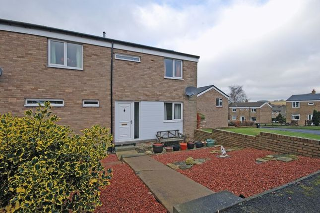 Thumbnail End terrace house for sale in Allenfields, Allendale, Hexham