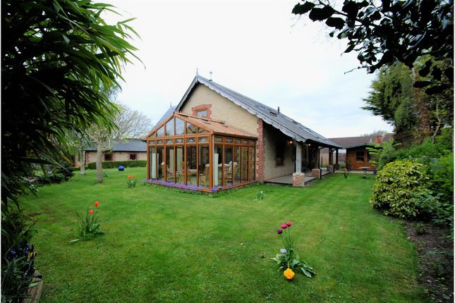 Thumbnail Detached house for sale in Shady Lane, Wells