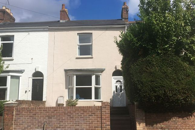 Thumbnail Terraced house for sale in Kingston Road, Taunton