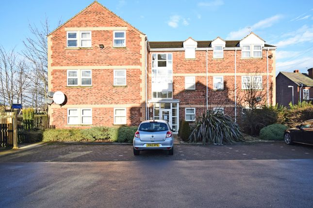 Thumbnail Flat for sale in Carriage Court, Talbot Street, Normanton