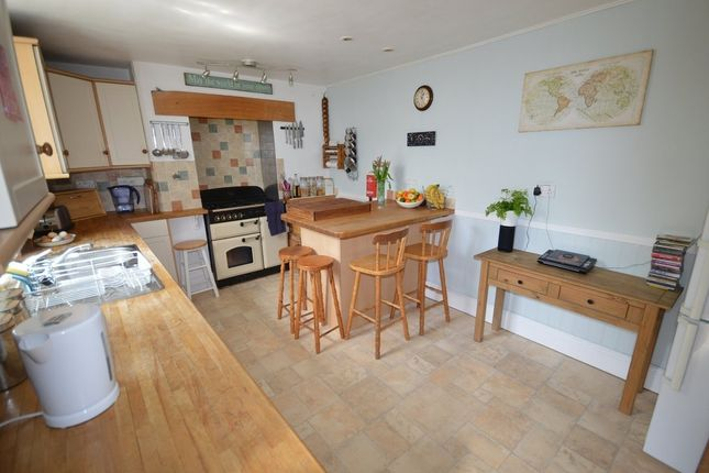 Semi-detached house to rent in Veryan, Truro