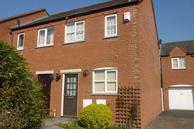 Thumbnail Property to rent in St Becketts Mews, Belmont, Hereford