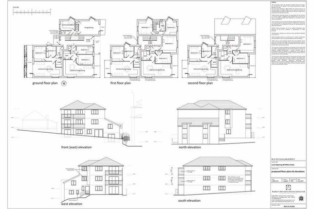 Thumbnail Land for sale in Milton Road, Belvedere, Kent