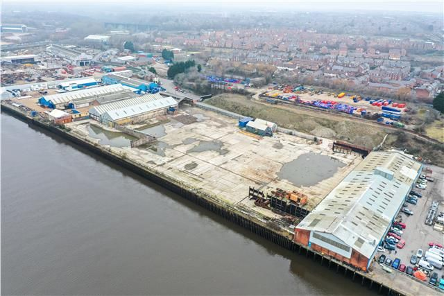 Land to let in Potter Street, Wallsend, Tyne And Wear
