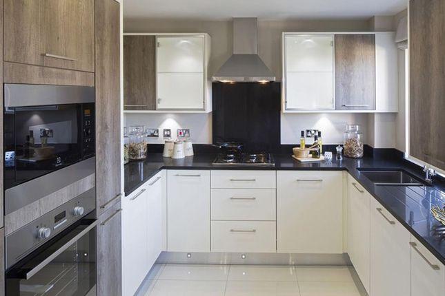 "Thumbnail Detached house for sale in ""Faringdon"" at Birmingham Road, Bromsgrove"
