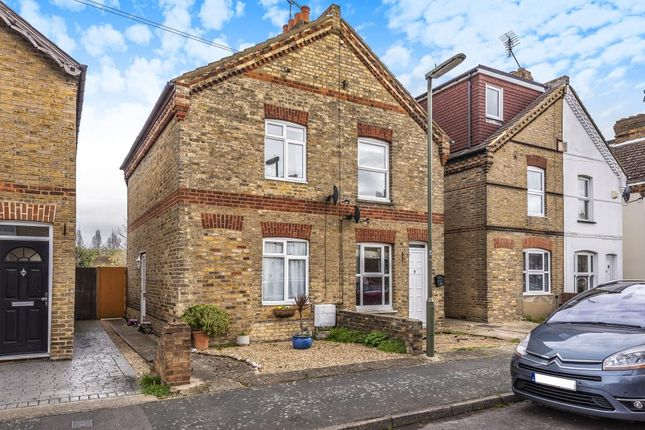 Semi-detached house for sale in Staines-Upon-Thames, Surrey