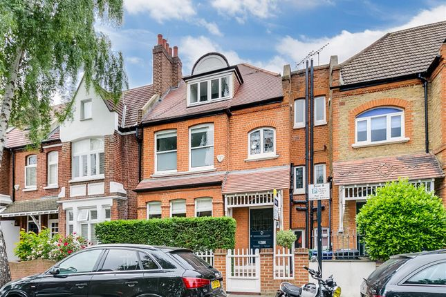 Thumbnail Terraced house for sale in Fairlawn Grove, London