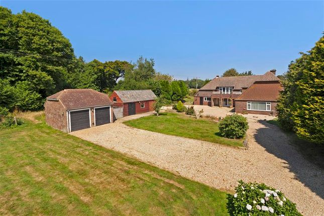 Thumbnail Detached house for sale in North Elham, Elham, Canterbury, Kent
