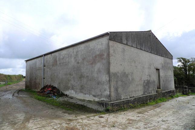Thumbnail Land for sale in Treravel Farm, St. Ervan, Nr. Padstow, Cornwall