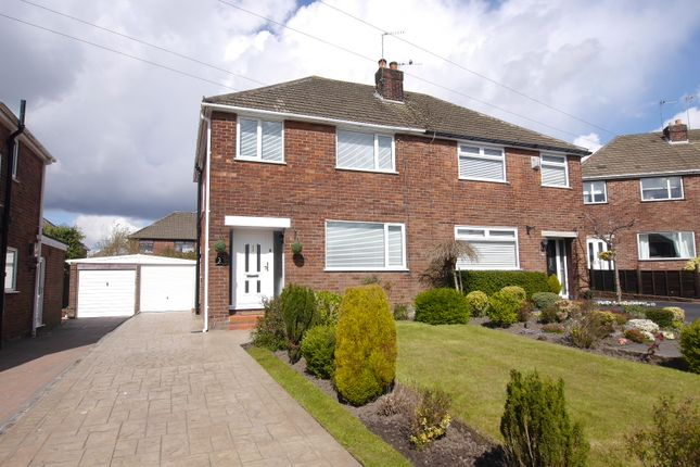 Thumbnail Semi-detached house to rent in Andrew Avenue, Billinge, Wigan