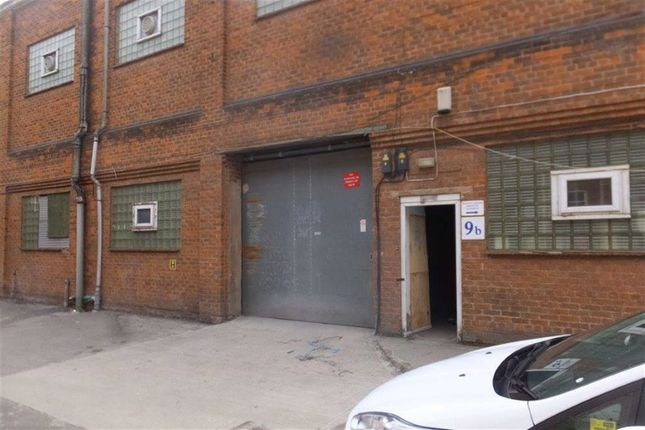 Thumbnail Light industrial to let in Botany Commercial Park, Botany Avenue, Mansfield, Notts