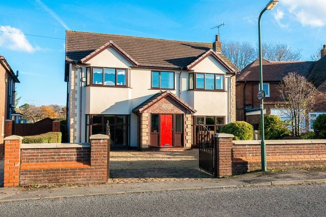 Thumbnail Detached house for sale in Altys Lane, Ormskirk