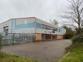 Thumbnail Light industrial for sale in Unit 1 Bushacre Court, Garrard Way, Telford Way Industrial Estate, Kettering