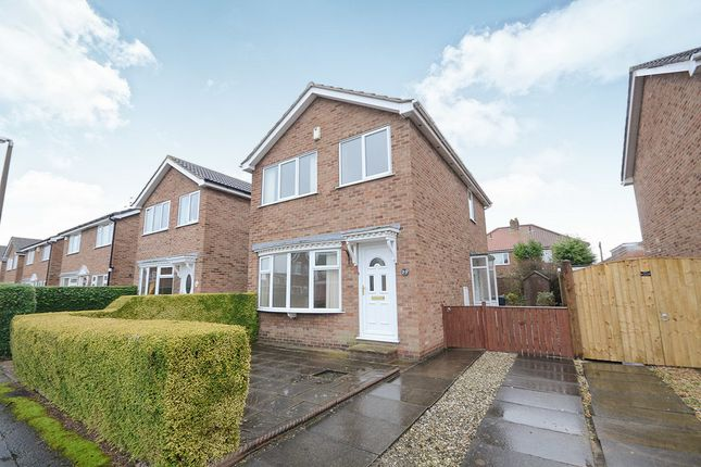 Thumbnail Detached house to rent in Keats Close, York