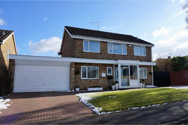 Thumbnail Detached house for sale in Atterbury Way, Great Houghton