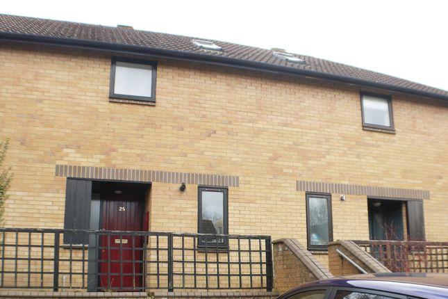 Thumbnail Semi-detached house to rent in Edmund Court, Shenley Church End, Milton Keynes