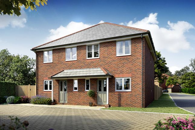 Thumbnail Semi-detached house for sale in Norlington Lane, Ringmer, Lewes
