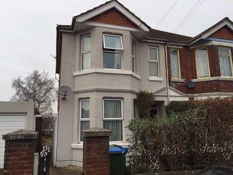 Thumbnail Property to rent in Vespasian Road, Southampton
