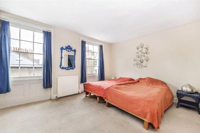 Bedroom of Stratford Villas, Camden, London NW1
