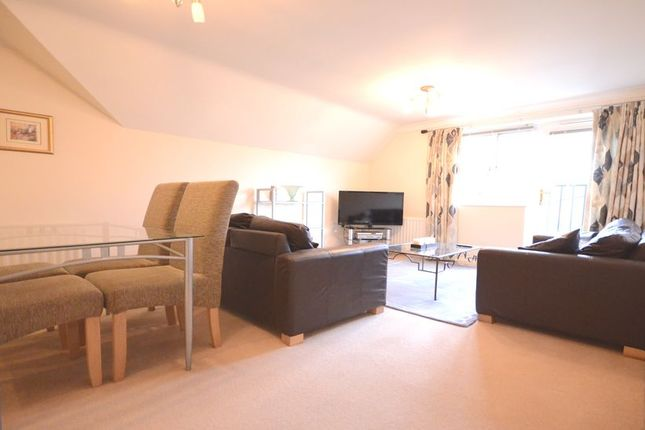 Thumbnail Flat to rent in Bounty Road, Basingstoke