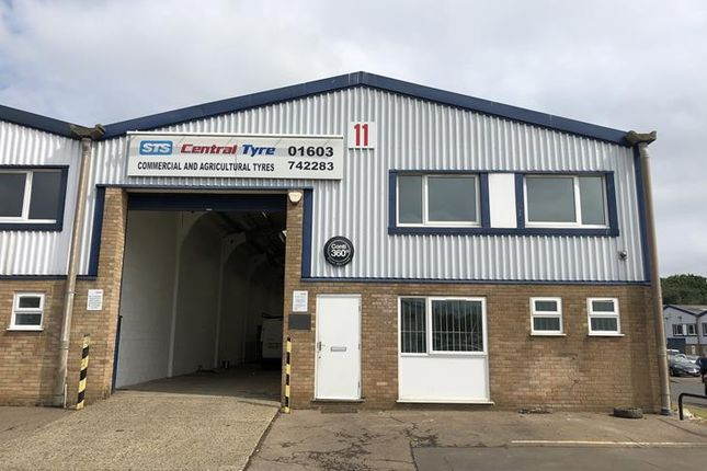 Thumbnail Light industrial to let in Francis Way, Bowthorpe Employment Area, Norwich