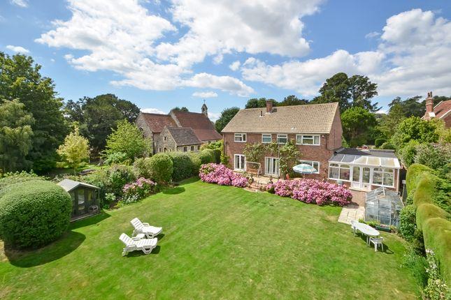 Thumbnail Detached house for sale in Edward Gardens, Bedhampton, Havant