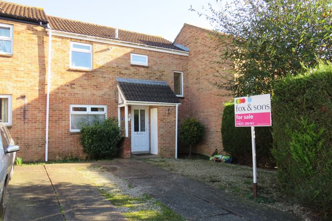 Thumbnail End terrace house for sale in Franklin Close, Norton Fitzwarren, Taunton