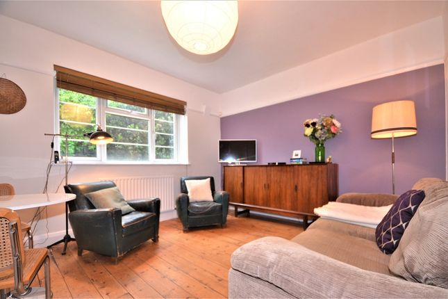 Thumbnail Flat to rent in Clevedon Court, Clive Road, West Dulwich