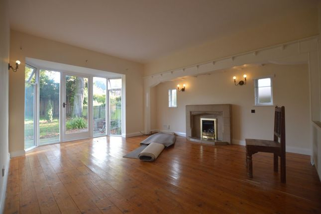Thumbnail Detached house to rent in Shirley Avenue, South Knighton