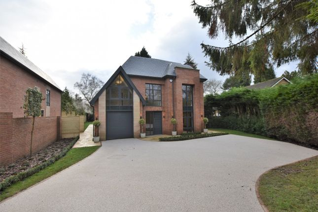 Thumbnail Detached house for sale in Chapel Lane, Hale Barns, Altrincham